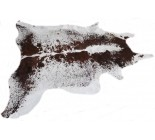 770 1246 cowhide rug tapis peau de vache   Collection Canada Premium