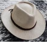 100 % Chapeau western en peau de vache A 10504