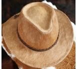 100 % Chapeau western en peau de vache A 10505