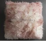 14' Coussin en peau de mouton. 100611