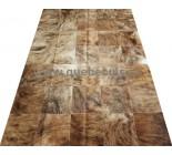 100880 cowhide rug tapis peau de vache PATCHWORK
