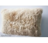 24' Deux côtés en peau de mouton de la Patagonie. 101301