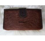 Brown Cowhide Wallet. Code 15037