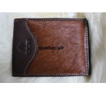 cowhide Men Wallet. Code 15042