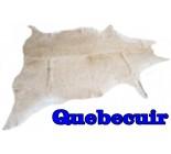 200555 cowhide rug tapis peau de vache   SILVER METALLIC ARGENT    Collection Canada Premium