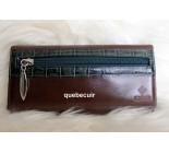 100% Leather Wallet. Code 4