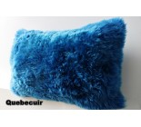 24' Coussin en peau de mouton de la Patagonie. 650325