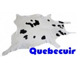 770 1346  cowhide rug tapis peau de vache   Collection Canada Premium