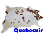770 1357 cowhide rug tapis peau de vache  Collection Canada Premium