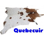 770 1358 cowhide rug tapis peau de vache  Collection Canada Premium