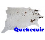 770 1367  cowhide rug tapis peau de vache    Collection Canada Premium