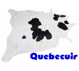 770 1373  cowhide rug tapis peau de vache   Collection Canada Premium