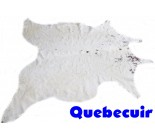 770 1374  cowhide rug tapis peau de vache   Collection Canada Premium