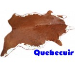 770 1384 cowhide rug tapis peau de vache Collection Canada Premium