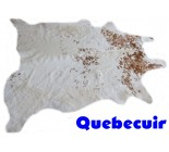 770 1390 cowhide rug tapis peau de vache Collection Canada Premium