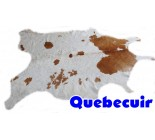 770 1393 cowhide rug tapis peau de vache Collection Canada Premium