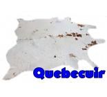 770 1397 cowhide rug tapis peau de vache   Collection Canada Premium
