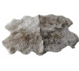 770 1420  Tapis GRAND peau de Mouton Sheepskin BIG SIZE    Collection Canada Premium
