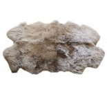 770 1601  Tapis GRAND peau de Mouton Sheepskin BIG SIZE    Collection Canada Premium