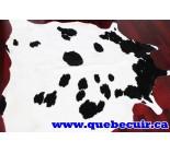 770123  cowhide rug tapis peau de vache