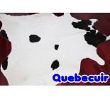 770450 cowhide rug tapis peau de vache