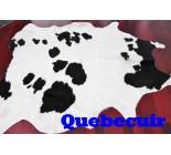 770503  cowhide rug tapis peau de vache