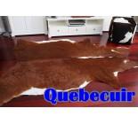 770866  cowhide rug tapis peau de vache   Collection Canada Premium