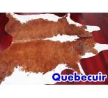 770876 cowhide rug tapis peau de vache  Collection Canada Premium