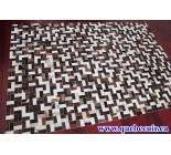 900074 cowhide rug tapis peau de vache