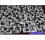 900628 cowhide rug tapis peau de vache PATCHWORK