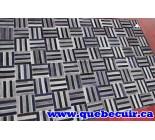 900779 cowhide rug tapis peau de vache PATCHWORK