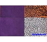 970012 G  cowhide rug tapis peau de vache PATCHWORK MG