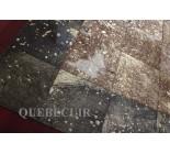 970085 G cowhide rug tapis peau de vache PATCHWORK