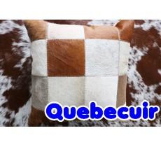 990370 Coussin peau de vache Cowhide pillow