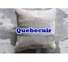 990547 Coussin peau de vache Cowhide pillow