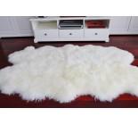 990705 tapis peau de mouton sheepskin