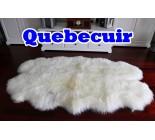 990713 tapis peau de mouton sheepskin
