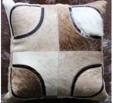 990759 Coussin peau de vache Cowhide pillow