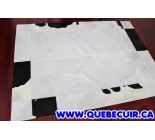 999639 cowhide rug tapis peau de vache