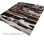 999900  cowhide rug tapis peau de vache