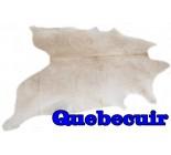 A 10078 cowhide rug tapis peau de vache  Collection Canada Premium