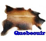 A 10079  Cowhide rug Tapis peau de vache  XXXL  Collection Quebecuir Premium