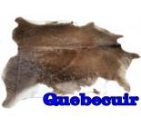 A 10080  Cowhide rug Tapis peau de vache  XXXL  Collection Quebecuir Premium
