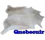 A 10116 Cowhide rug Tapis peau de vache Collection Quebecuir Premium