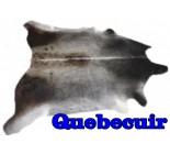 A 10148   Cowhide rug Tapis peau de vache  XXL     Collection Quebecuir Premium