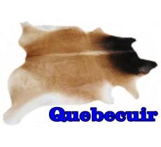 A 10153   cowhide rug tapis peau de vache  XXXXL Collection Canada Premium SUPER SIZE