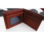 A 10159 LEATHER WALLET