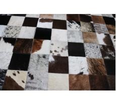 A 10164 Cowhide rug Tapis peau de vache PATCHWORKCollection Quebecuir Premium