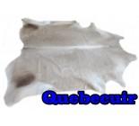 A 10189  Cowhide rug Tapis peau de vache XXL Collection Quebecuir Rustique
