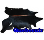 A 10213 Cowhide rug Tapis peau de vache XXXL    Collection Quebecuir Premium